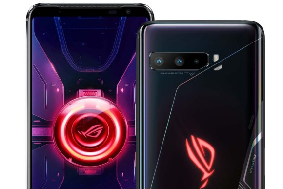 list of gaming smartphone with snapdragon 865 SoC