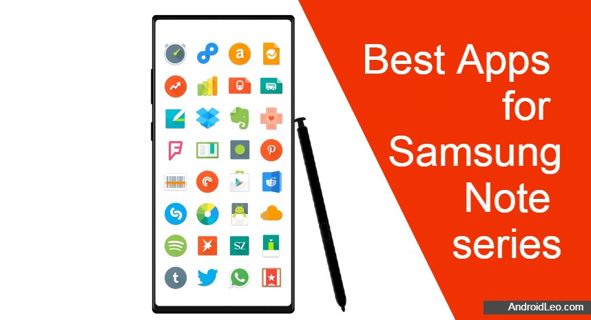 best apps for samsung galaxy note 10 plus