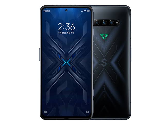 Gaming phone with snapdragon 888 processor
