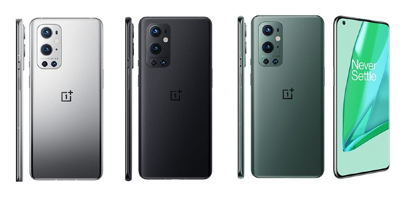 oneplus 9 pro with snapdragon 888