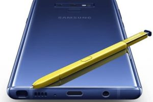 samsung galaxy note 9 full specs