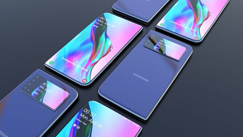 Samsung Galaxy S40 Pro Specification, Price