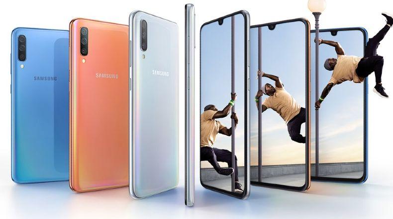 Samsung 5000mAh battery Smartphone Price List