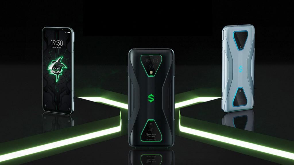 snapdragon 865 gaming phone