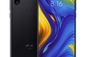 mi mix 3 full specs, price