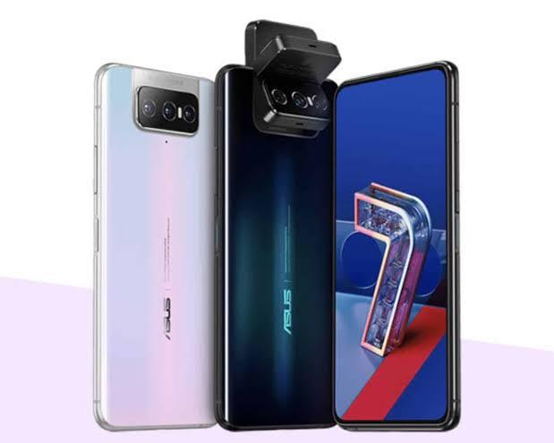 Asus snapdragon 865 plus smartphones