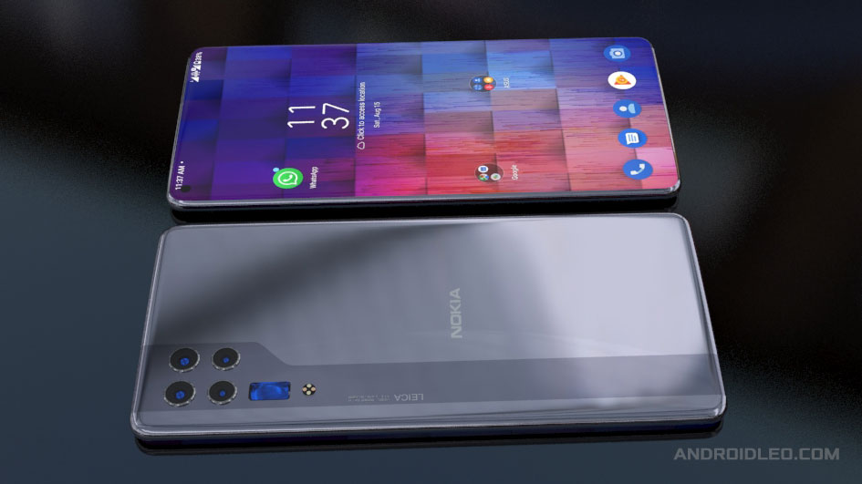 Nokia alpha 10 5G concept price with specifications