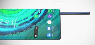 samsung galaxy s21 concept smartphone