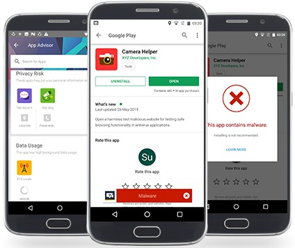 top 10 free antivirus apps android