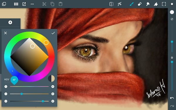 best drawing app for samsung galaxy note 10 plus