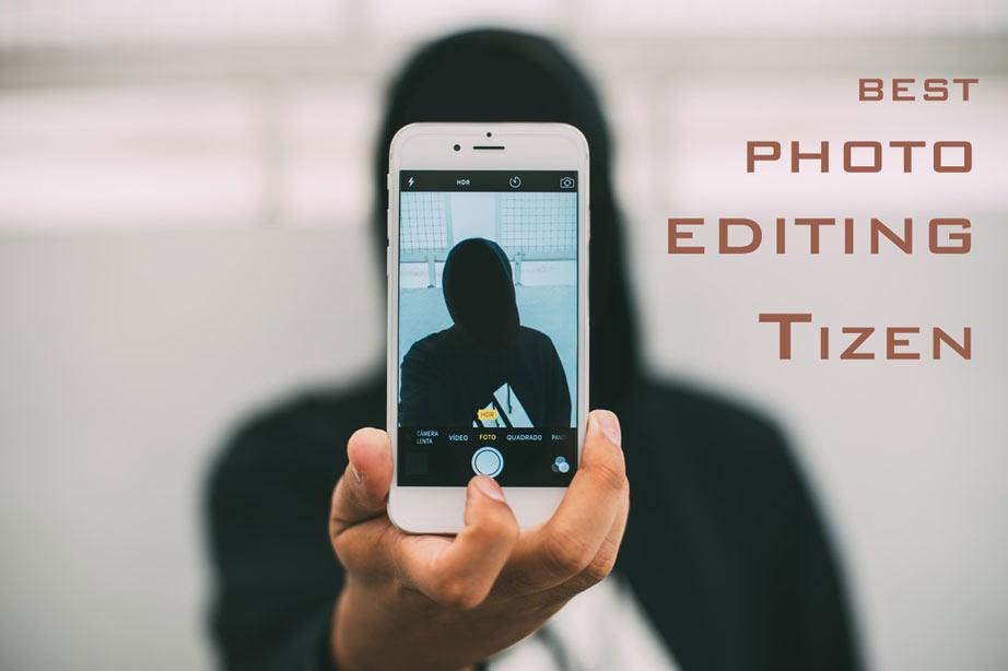 photo editor tizen app