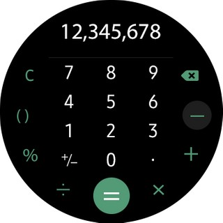best calculator apps for samsung gear s3