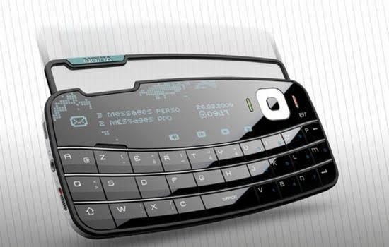 List of Nokia phone concept