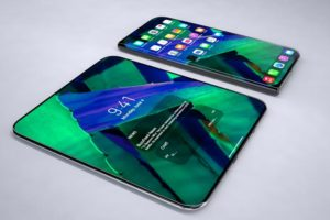 iphone fold 2020 an apple foldable device