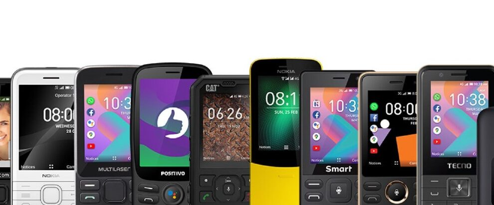 here knows advantage of Feature Phone