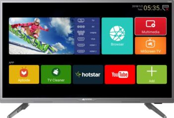 micromax led smart tv in india
