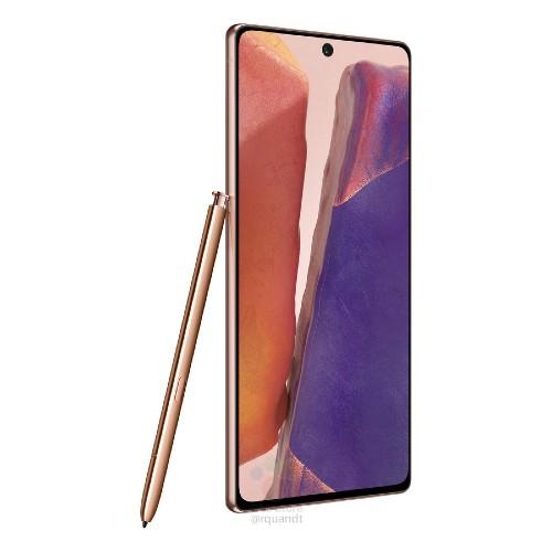 samsung note 20 snapdragon 865 smartphone
