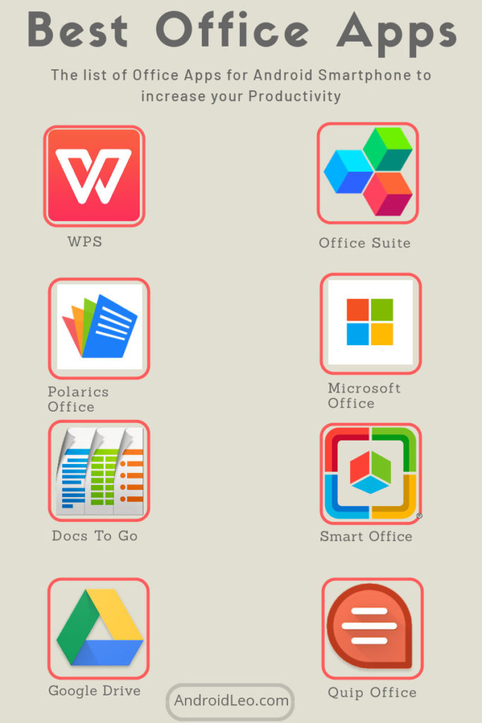 best office apps android