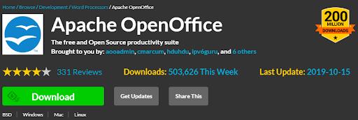 Free Alternatives to Microsoft Office