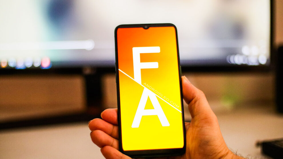 Difference between Samsung A series and F series