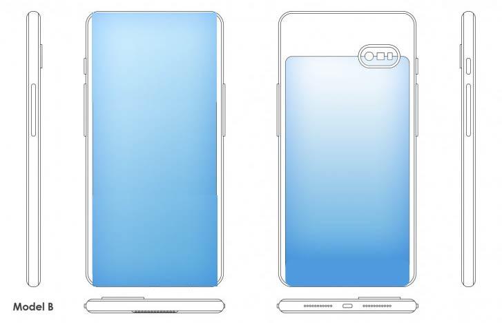 samsung dual screen smartphone