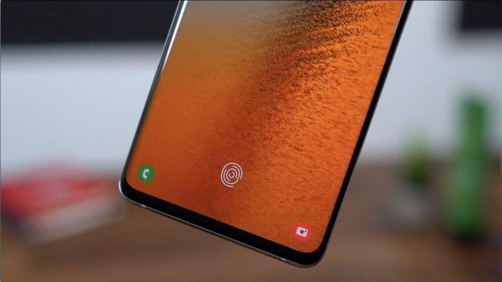 improve fingerprint scanner speed of samsung phones