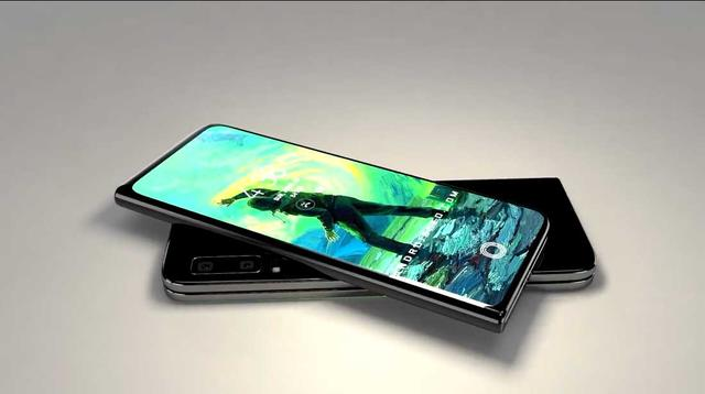 samsung upcoming foldable smartphone