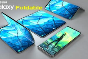 samsung galaxy foldable phones design