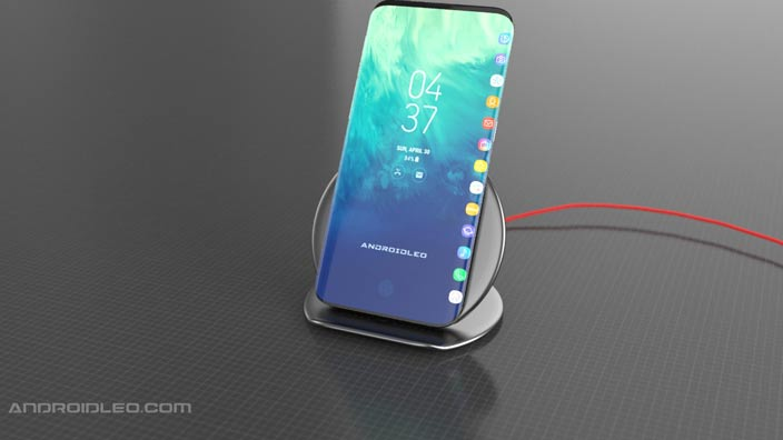 samsung galaxy concept smartphone