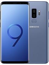 Samsung galaxy S9 specs list