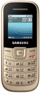 list of samsung feature phones