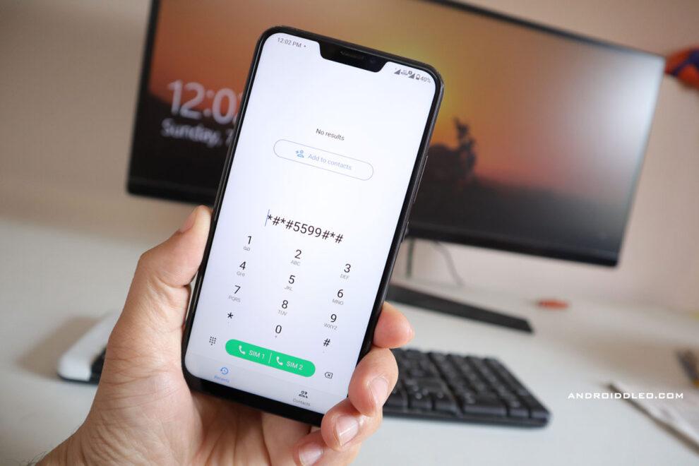 Samsung Phone Secret Code list