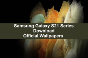 samsung galaxy s21 official stock wallpaper