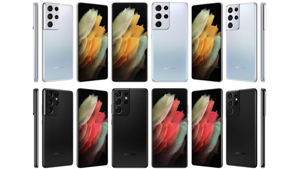 Samsung galaxy S21 ultra specs list