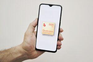 snapdragon 888 phone list
