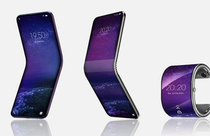 best foldable phone concept
