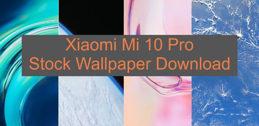 Xiaomi Mi 10 pro wallpaper